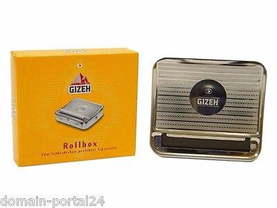 Gizeh Rollbox  - Roller - Drehmaschine - Zigaretten - Dreher zum Sonderpreis