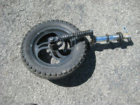 Scooter Wheel - Motorized