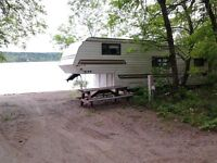 BONAIR 5TH WHEEL TRAILER FOR SALE