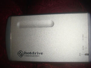 2.5 HOTDRIVE MOBILE HDD EXTERNAL HARDDRIVE