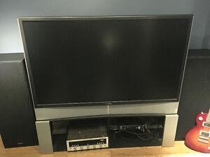 """62"""" HD TV"""