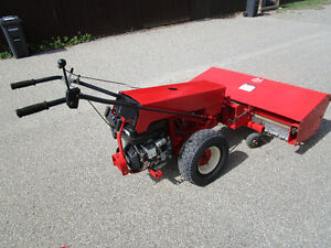 Gravely Sweeper