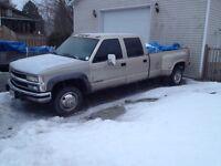 1994 CREW CAB 3500