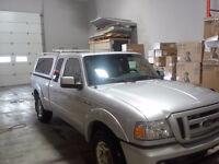 2012 Ford Ranger pick up