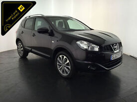 2012 62 NISSAN QASHQAI TEKNA IS DCI DIESEL 1 OWNER SERVICE HISTORY FINANCE PX