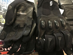 SCOTT MOTORCYCLE GLOVES AT HFX MOTORSPORTS!!!!