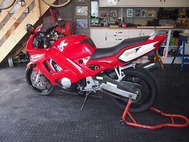 Honda CBR600 Anniversary Model