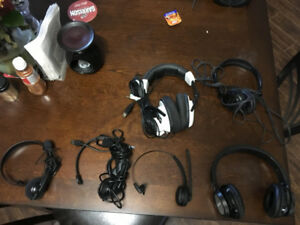 Headsets and Headphones