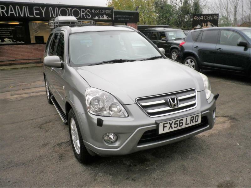 2006 Honda CR-V 2.2 i-CTDi Executive * FULL HONDA SERVICE HISTORY *