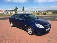 VAUXHALL VECTRA 1.8 EXCLUSIVE (2007) MOT APRIL 17, SERVICE HISTORY, WARRANTY £1250
