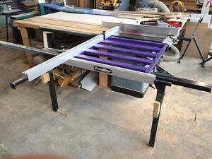 Sliding table - Excalibur