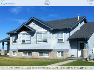 Lacombe -3 bd MainFloor, UTILITIES Inc. Furnished or unfurnished