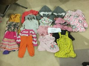 CLOTHES 12 MOS Girls