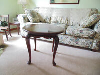 Gibbard Solid Cherry End Table