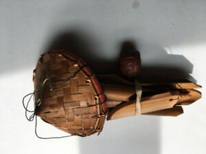 Bamboo wind chimes new