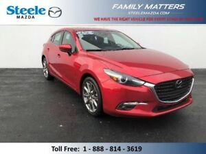 2018 MAZDA MAZDA3 GT(No Payments for 90 days)