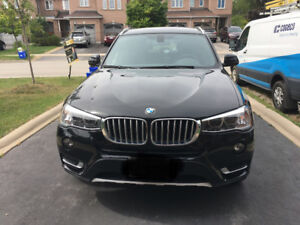 Lease take over 2017 BMW X3
