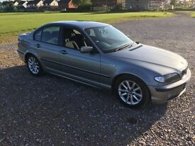 BMW 320d automatic in good condition.