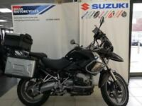 BMW R1200GS ABS TCS ESA LOADS OF ACCESSORIES INCLUDING BMW 3 BOX LUGGAGE