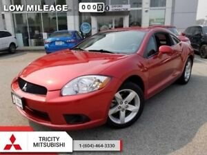 2009 Mitsubishi Eclipse GS  HEATED SEATS-LOW KMS-NICE!