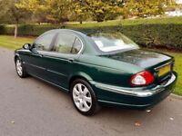 Jaguar x-type diesel se