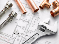 PLUMBING DONE AT AN AFFORDABLE PRICE! BASEMENT ROUGH IN
