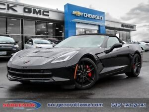 2016 Chevrolet Corvette 2LT W/ 3LT PKG  - Leather Seats - $437.7