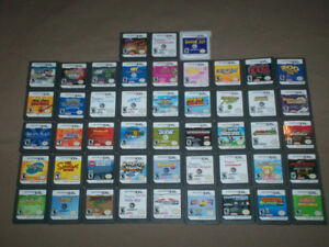 NINTENDO DS & 3DS GAMES POKEMON \ MARIO \ ZELDA