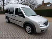 Ford Tourneo Connect Wheelchair Accessible 4 Seat Scooter Disabled Car WAV