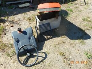 John Deere used lawn tractor parts