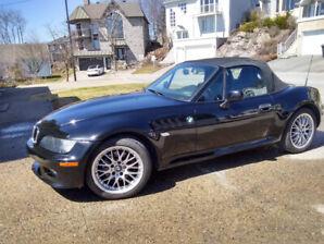 2001 BMW Z3 -