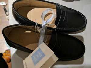Janie and Jack brand new leather dress shoes