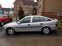Vauxhall Vectra 1.8 * long mot* * low miles *