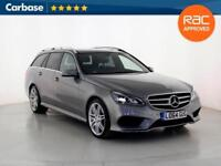 2014 MERCEDES BENZ E CLASS E220 BlueTEC AMG Line 5dr 7G Tronic Estate
