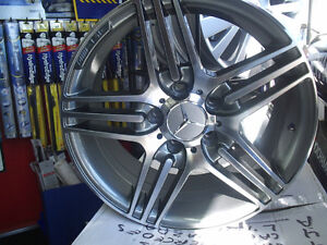 MAGS/WHEELS MERCEDES  LIQUIDATION