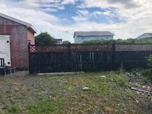 Free fence