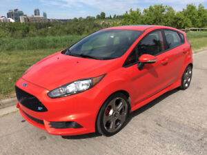 2014 Ford Fiesta ST Hatchback Recaro Seats Turbo Charged