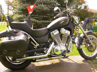 1994 Intruder 1400 with extra 2006 Engine & Trans included!!