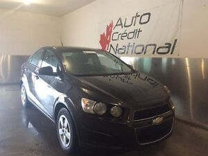 Chevrolet Sonic COMMANDES AUX VOLANT BLUETOOTH 2013