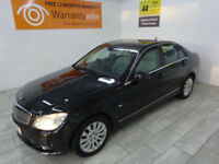 2010,Mercedes-Benz C180 156bhp Elegance***BUY FOR ONLY £40 PER WEEK***