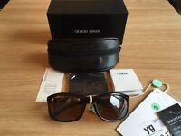 Armani sunglasses bnwt 100% genuine bargain rrp £209