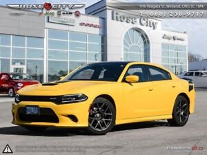 2017 Dodge Charger R/T Daytona Edition  - Leather Seats