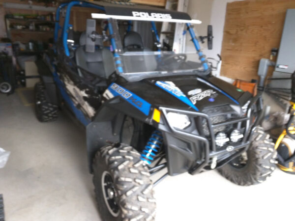 Used 2013 Polaris RZR 900 H.O. XP 4 Jagged X EPS / 94 HP Edition Sp&