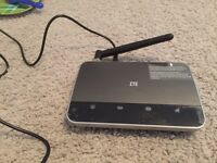 ZTE modem used with Fido home phone for 20$
