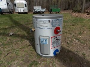 10 gallon electric hot water heater