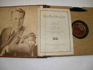 NELSON EDDY RECORD COLLECTION