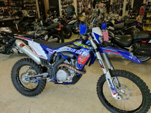 2016 Sherco SEF450R  Dual Sport   RPM Cycle