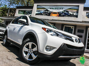 '15 Toyota RAV4 SALE! XLE+Sunroof+BackupCam! Only $127/Pmts!!