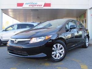 Honda Civic Sdn 4dr Man LX 2012