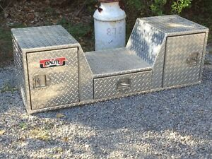 BRUTE Tool Box for pick up w/ 5th wheel